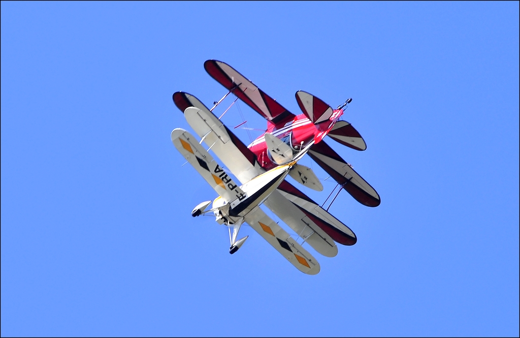 Pitts S-1D - F-PRIA