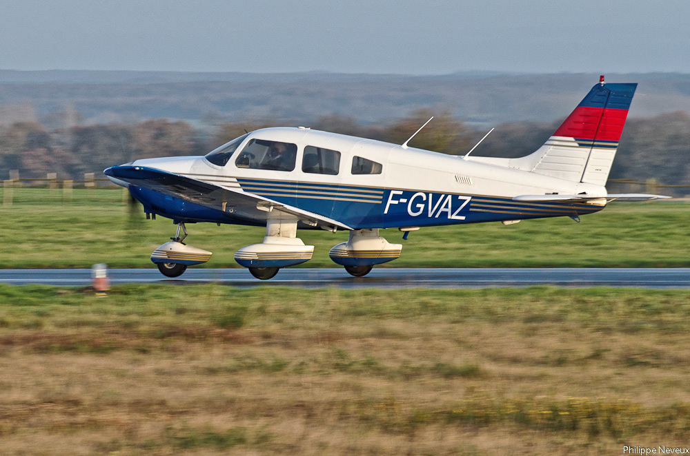 Piper PA-28-181 Archer - F-GVAZ