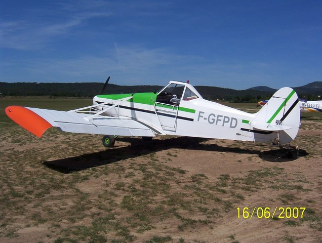 Piper PA-25-235 Pawnee - F-GFPD