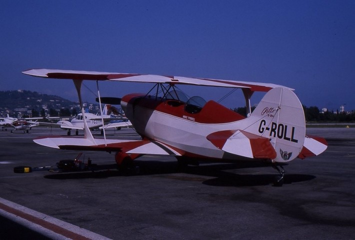 Pitts S-2A - G-ROLL
