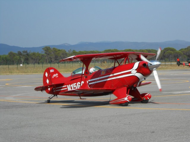 Pitts S-2S - N156CB