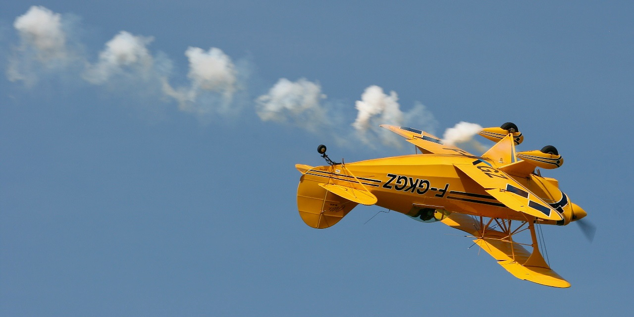 Pitts S-2A - F-GKGZ