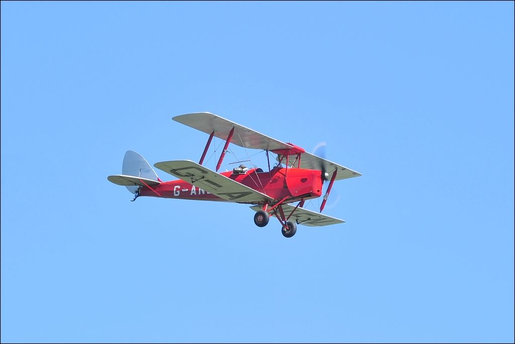 De Havilland DH 82 Tiger Moth - G-ANEN