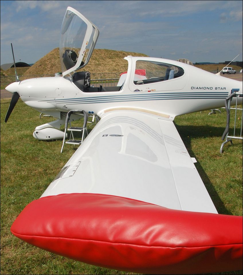 Diamond DA-40 Diamond Star - F-GUVF