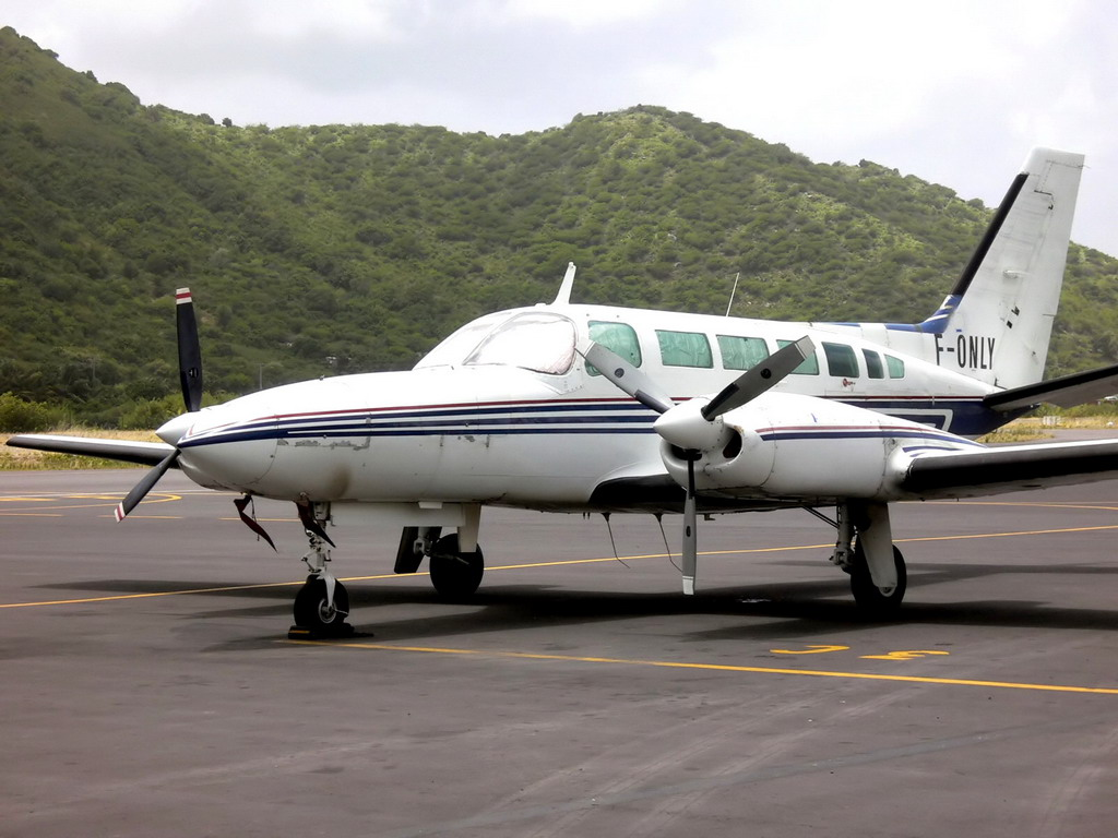 Cessna 404 Titan - F-ONLY