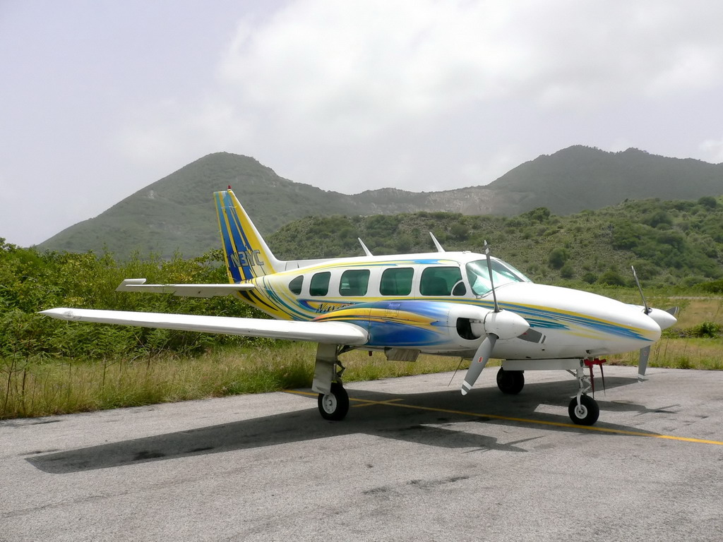 Piper PA-31-350 Navajo Chieftain - N3YC
