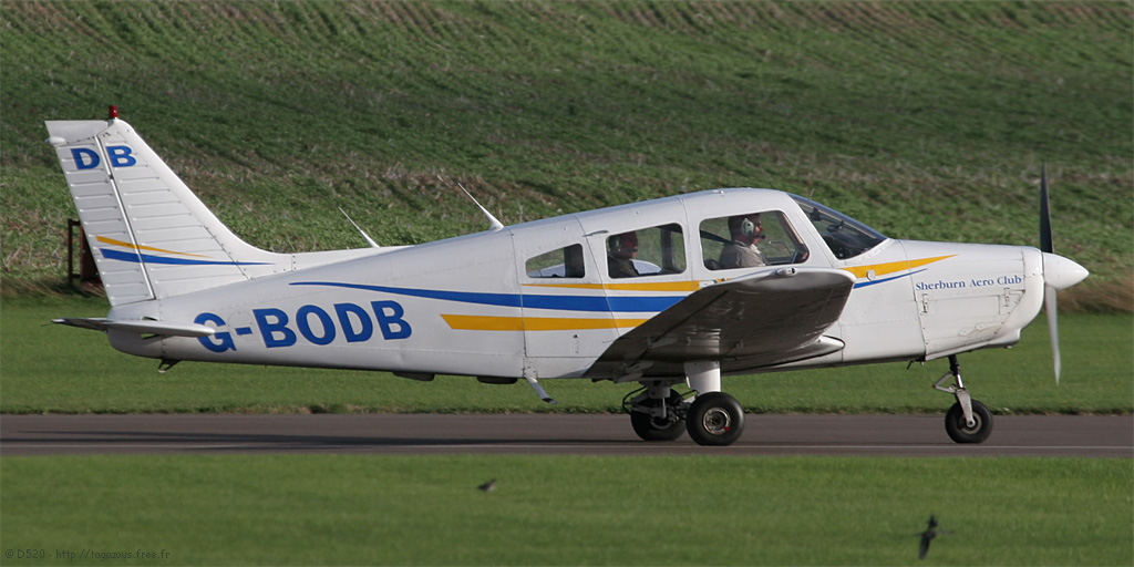 Piper PA-28-161 Warrior - G-BODB