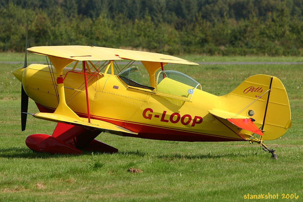 Pitts S-1D - G-LOOP