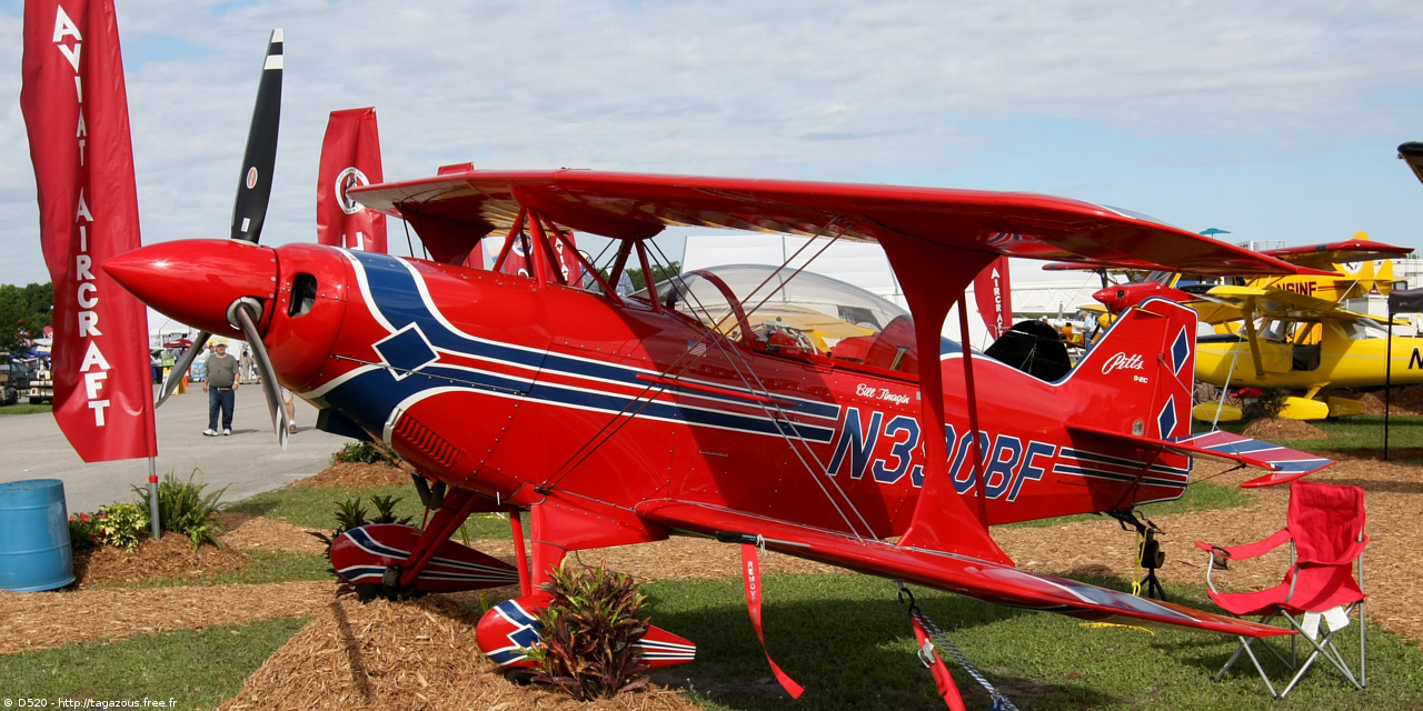 Pitts S-2C - N390BF