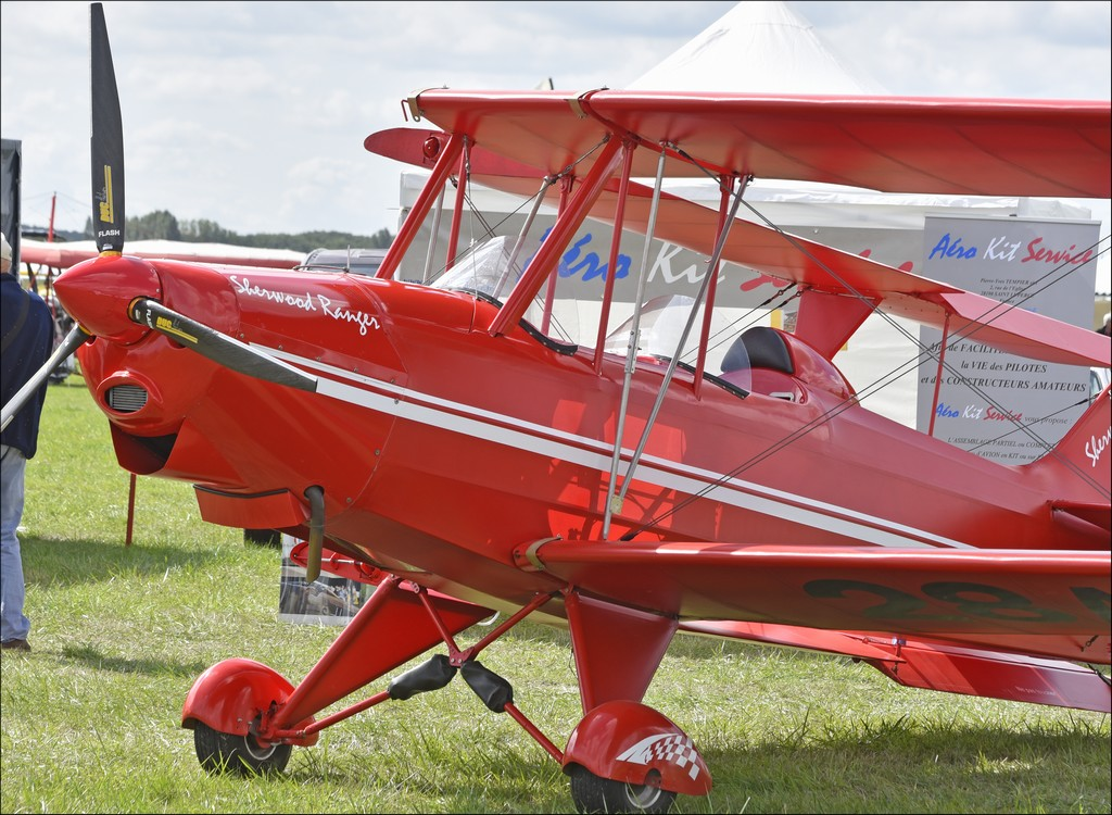 The Light Aircraft Company Sherwood Ranger - 28 AQA