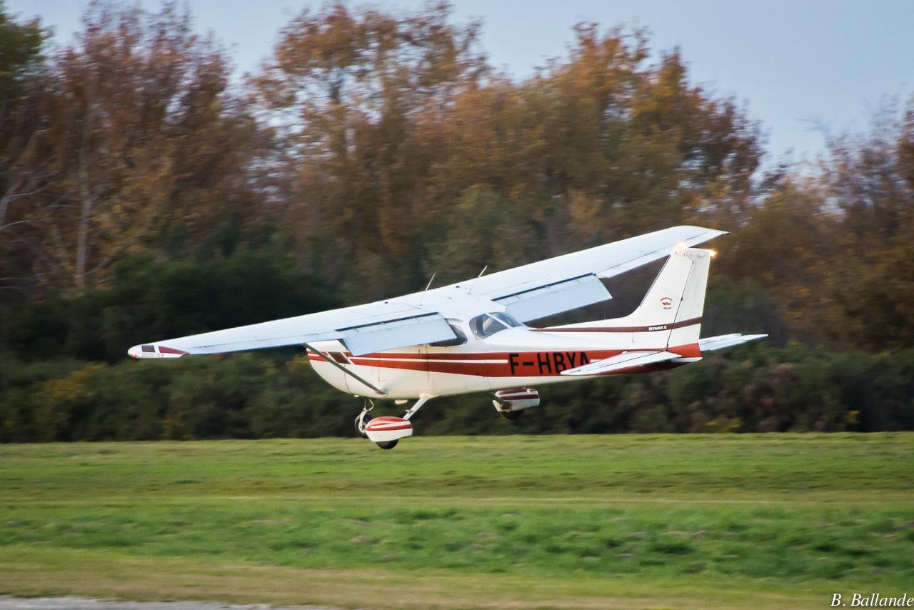 Cessna 172 - F-HBYA