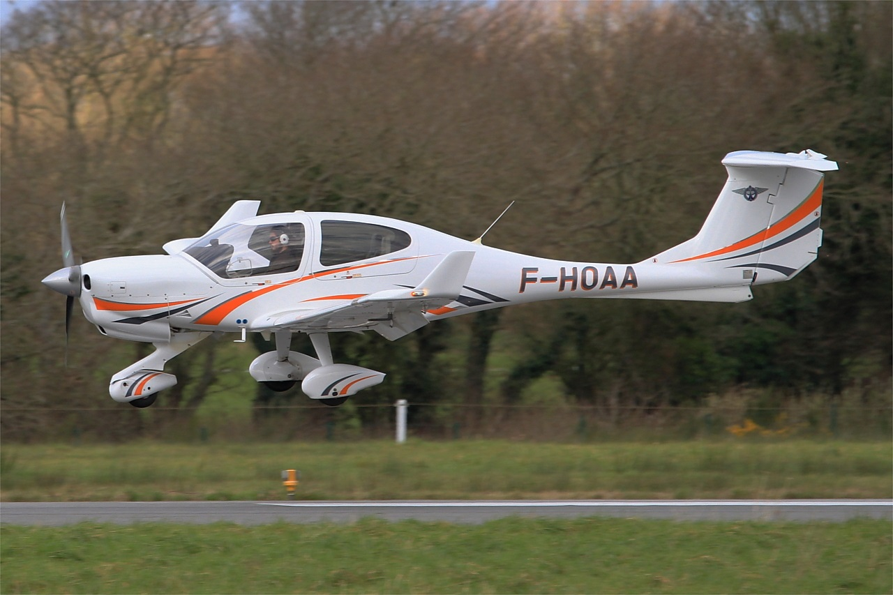 Diamond DA-40 NG - F-HOAA