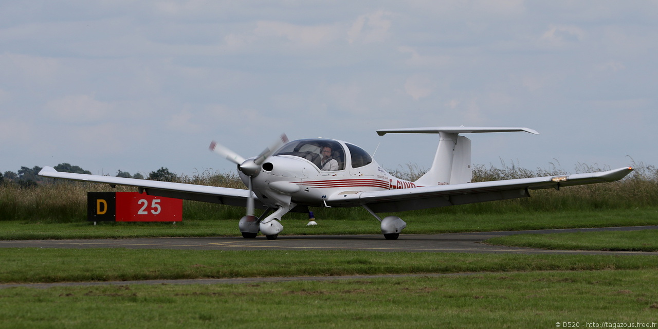 Diamond DA-40 Diamond Star - F-GUVP