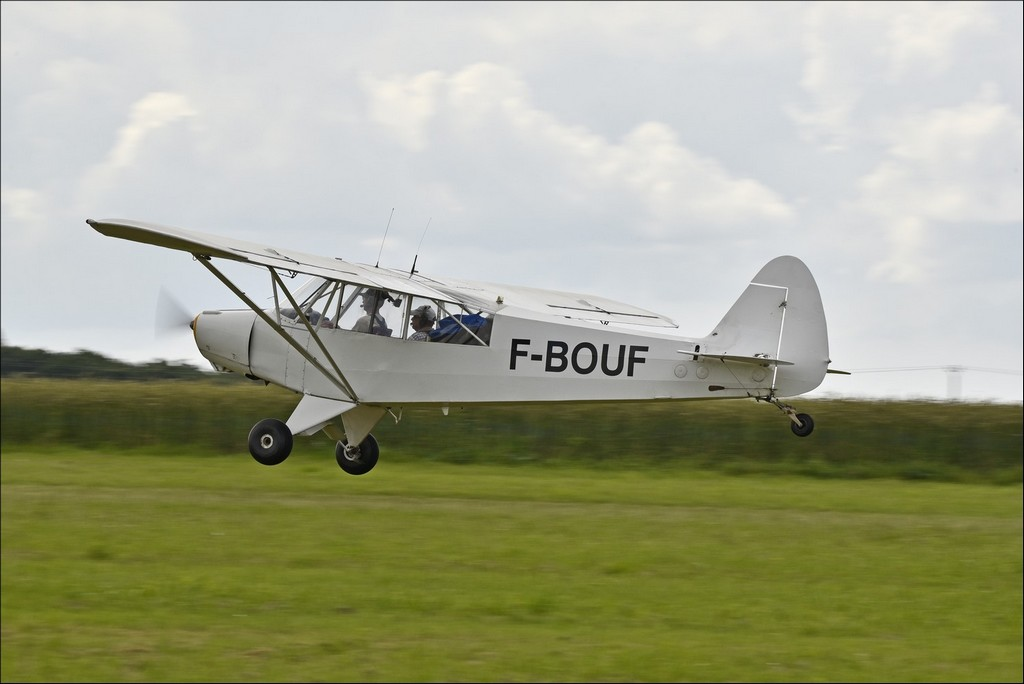 Piper PA-19 Super Cub - F-BOUF