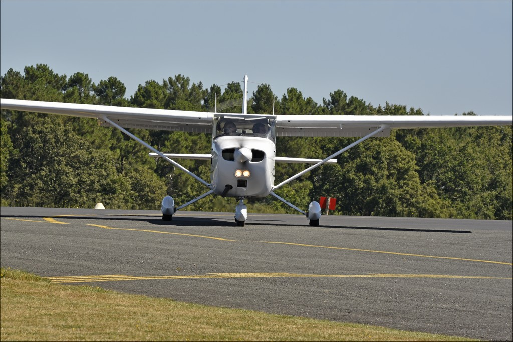 Cessna 172 - F-GAGN
