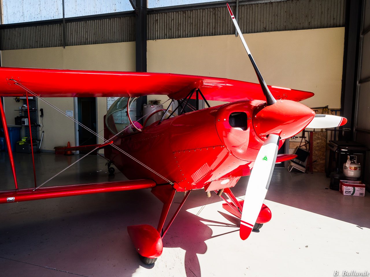 Pitts S-2C - VH-XSC