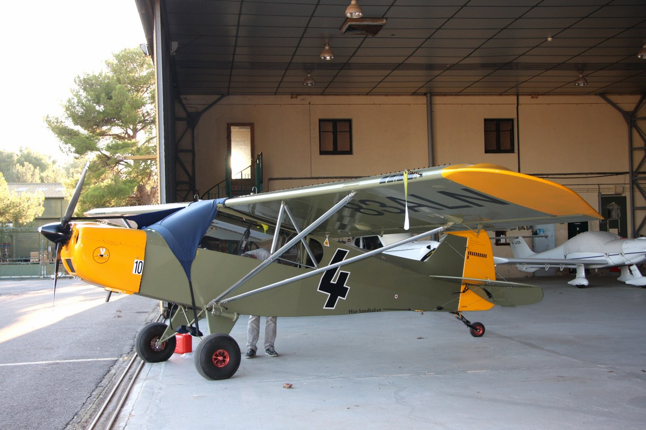 Zlin Aviation Savage Cub - F-JEXR/83 ALN