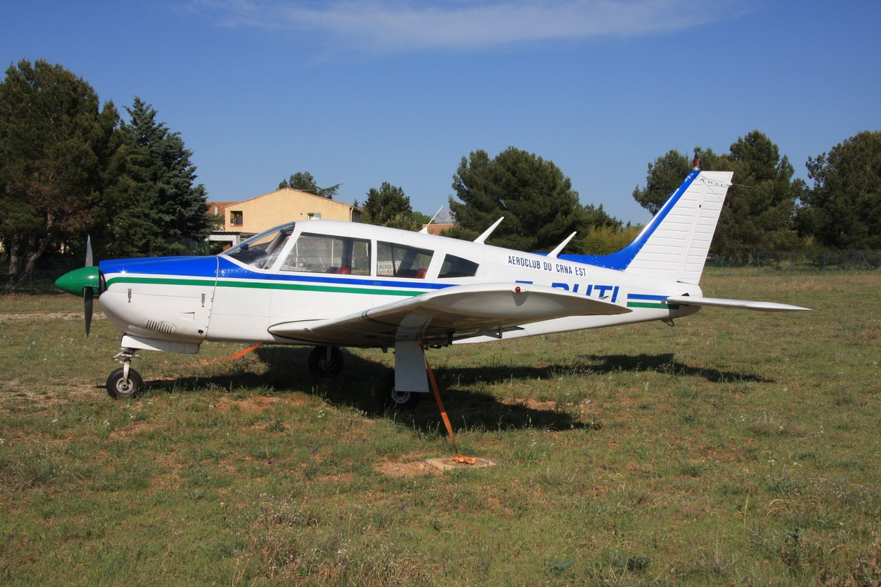 Piper PA-28 R-200 Arrow - F-BUTL