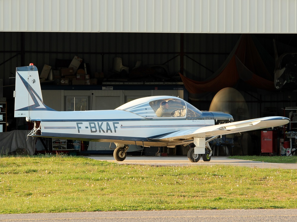 Wassmer WA 40 Super IV Sancy - F-BKAF