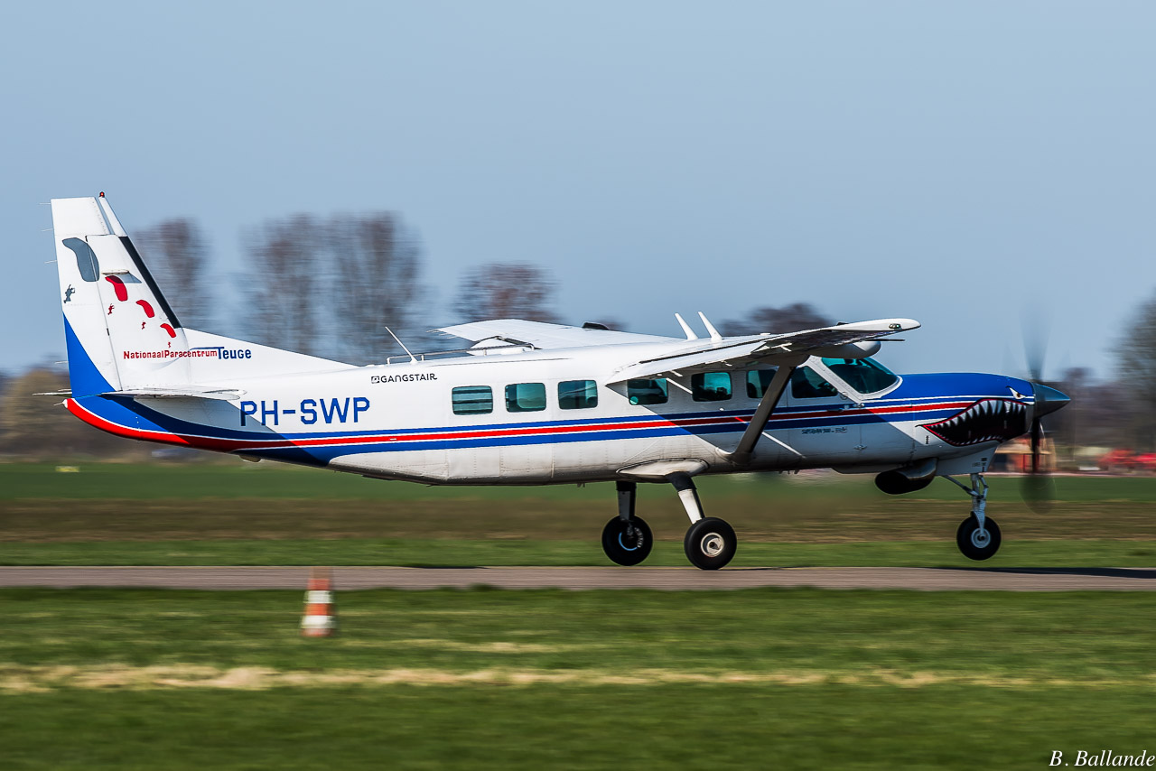 Cessna 208B Grand Caravan - PH-SWP