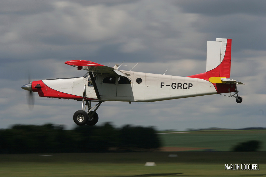 Pilatus PC6 Turbo Porter - F-GRCP