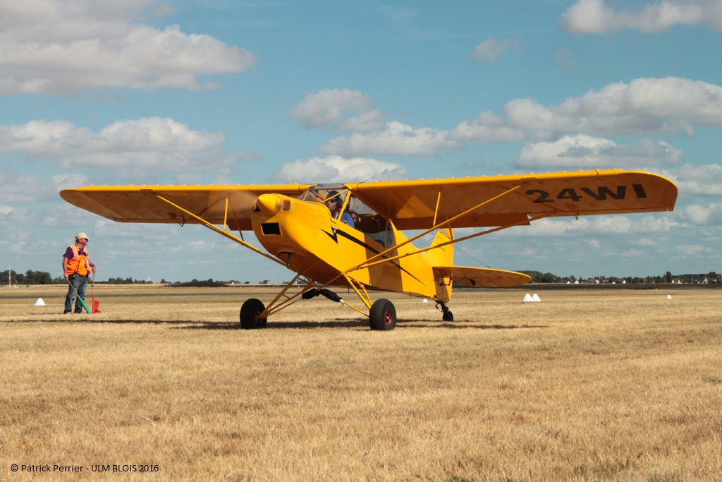 Zlin Aviation Savage Cub - F-JWUH/24 WI