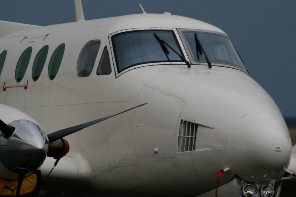 Beech 90 King Air - F-GFHC