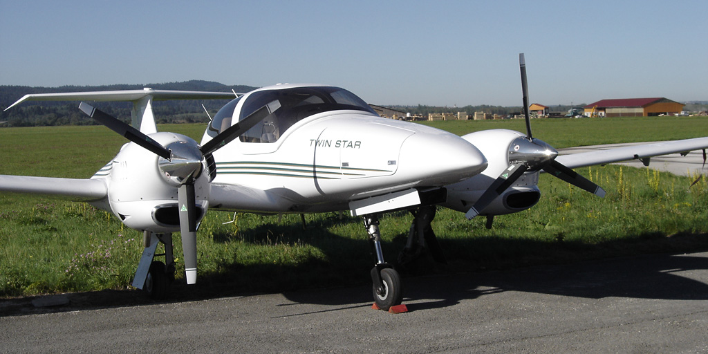 Diamond DA-42 Twin Star - F-HBCD
