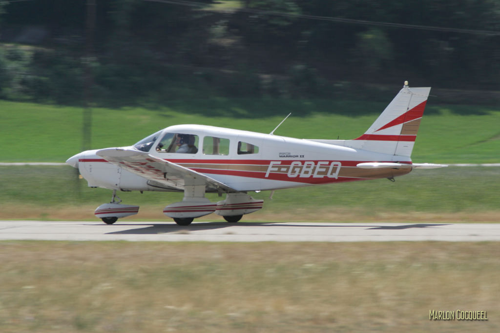 Piper PA-28-161 Warrior - F-GBEQ