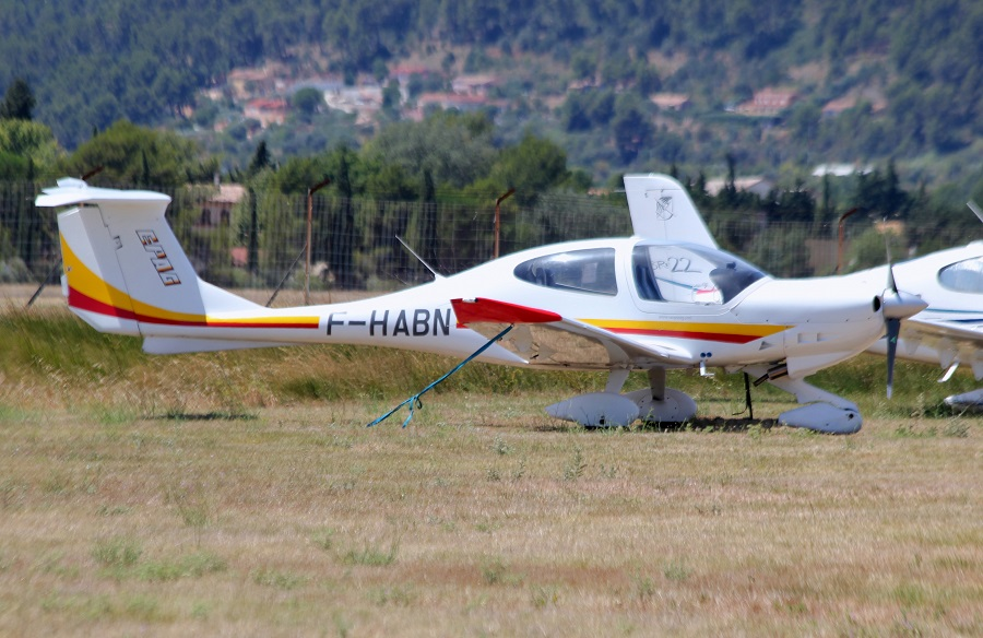 Diamond DA-40 Diamond Star - F-HABN