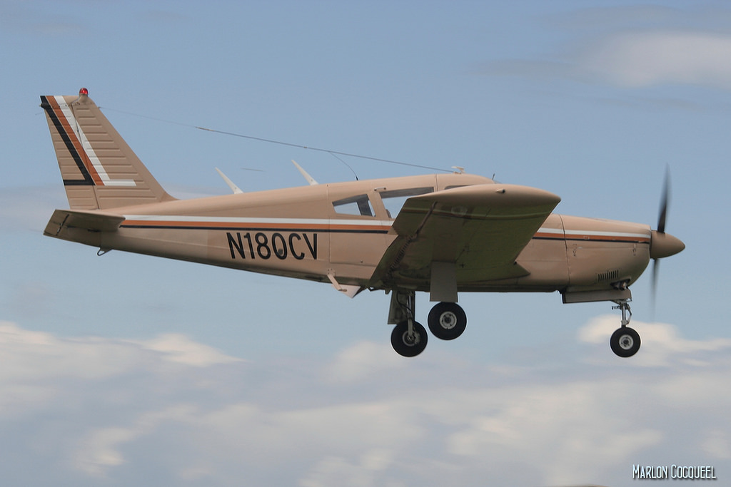 Piper PA-28 R-180 Arrow - N180CV