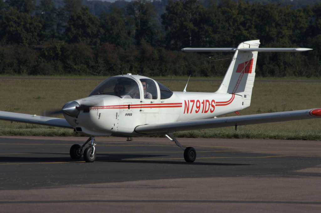 Piper PA-38-112 Tomahawk - N791DS