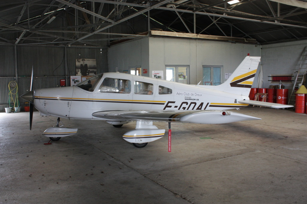 Piper PA-28-161 Warrior - F-GDAI