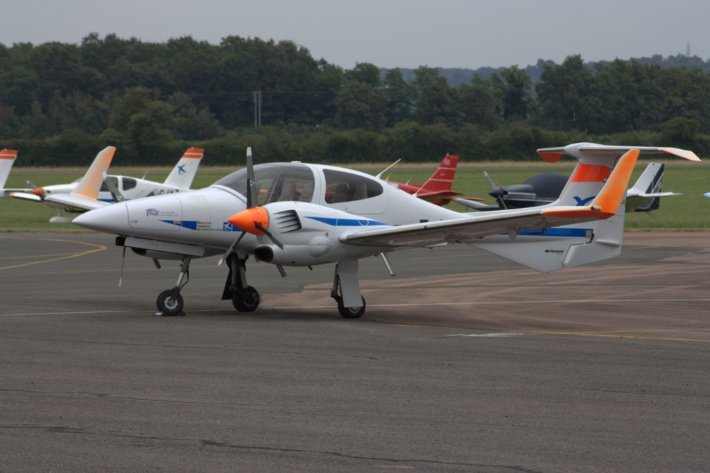 Diamond DA42 Twin Star - F-HCTB