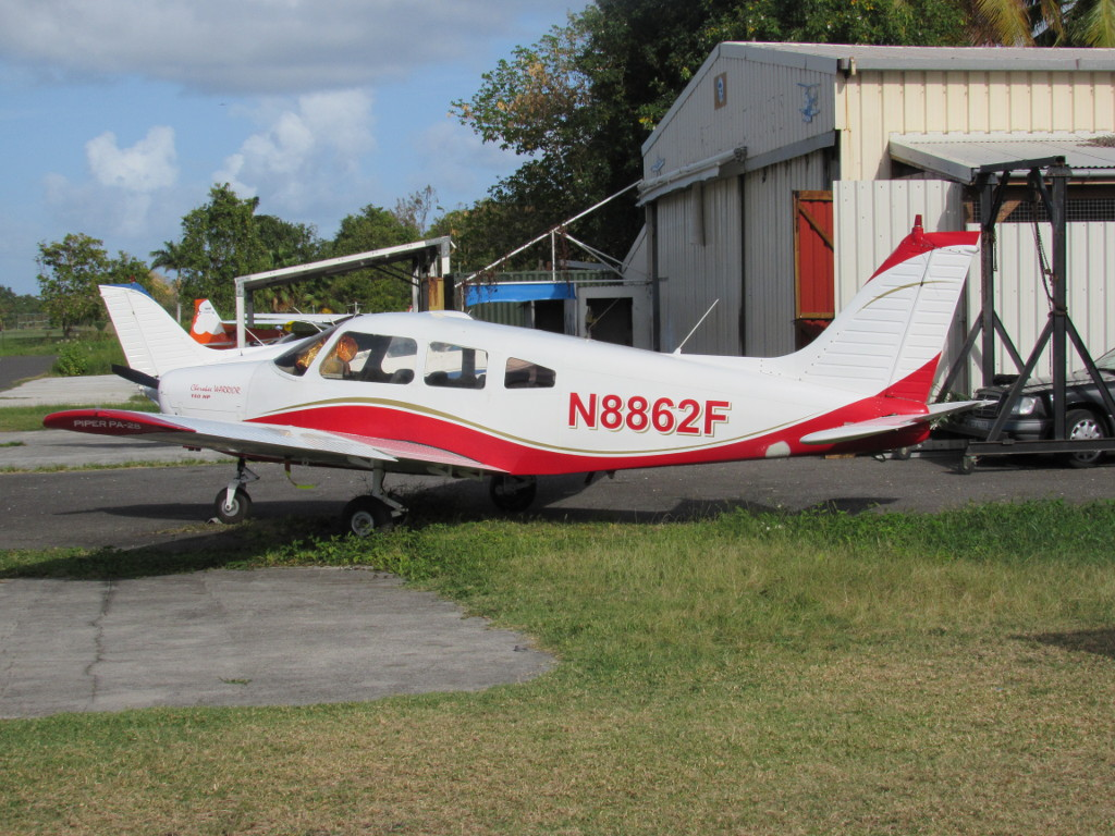 Piper PA-28-151 Warrior - N8862F