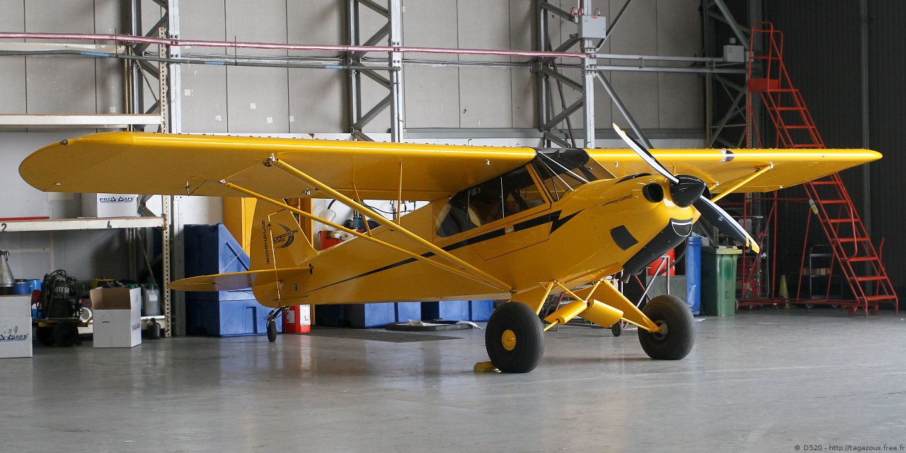 CubCrafters Carbon Cub SS - N396SR
