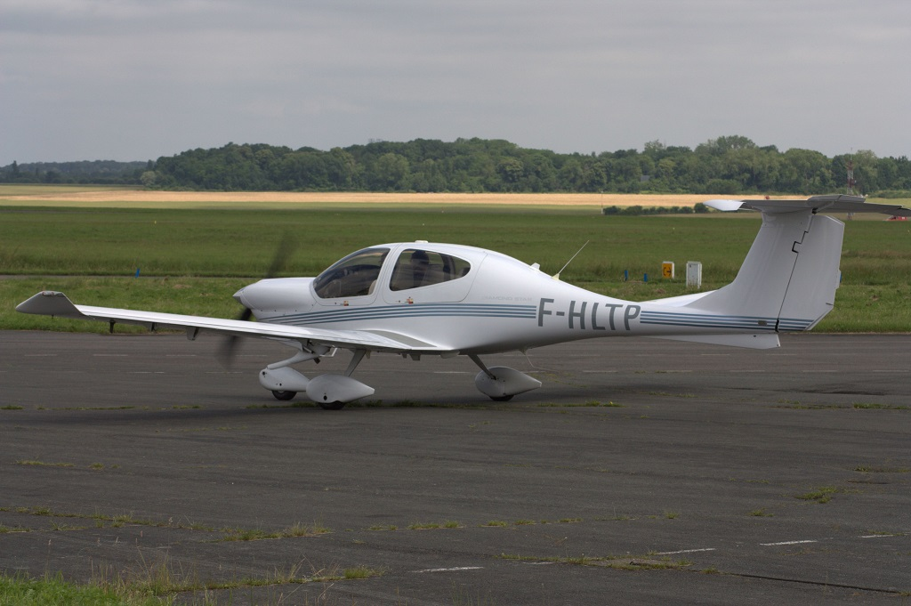 Diamond DA-40 Diamond Star - F-HLTP