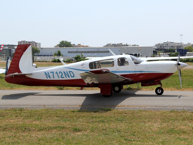 Mooney M 20 R - N712ND