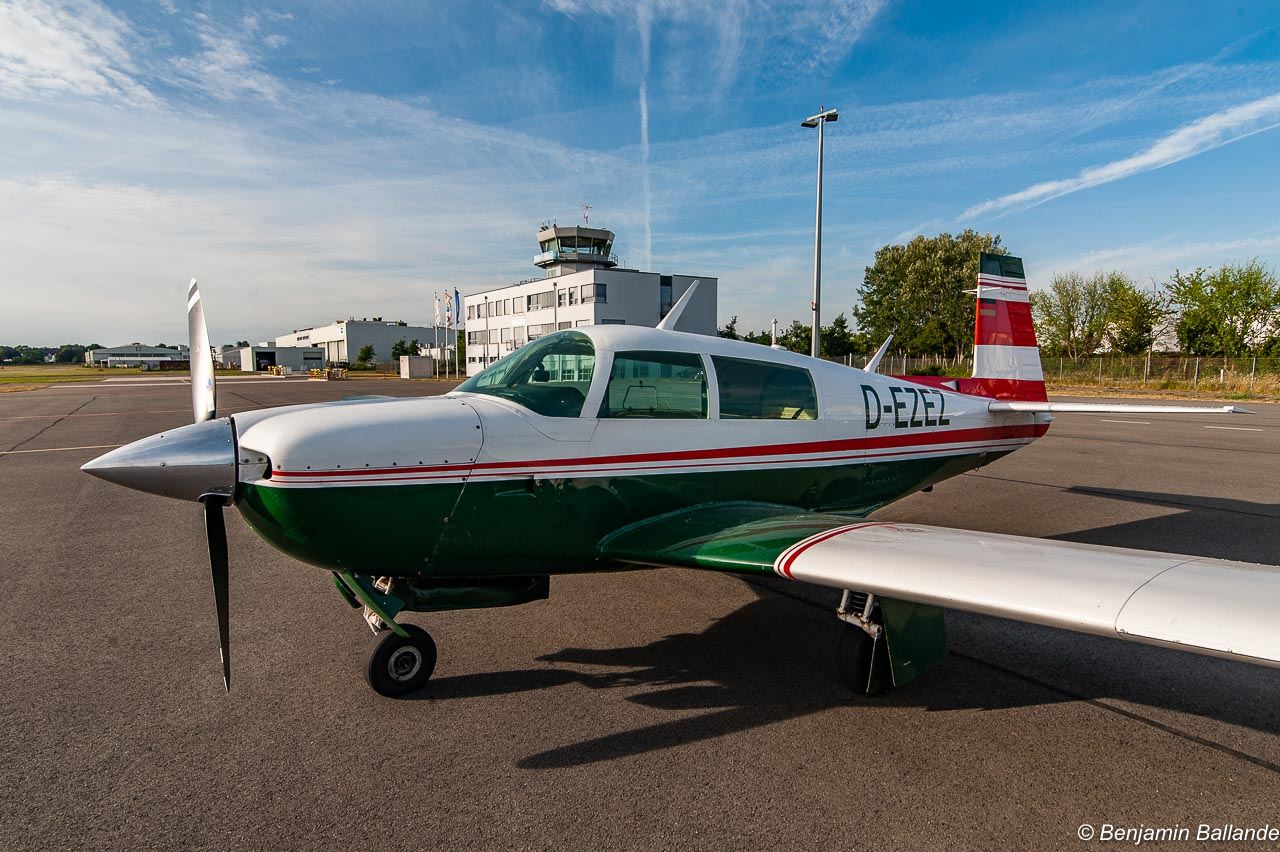 Mooney M 20 J - D-EZEZ