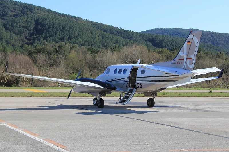Beech 90 King Air - D-IGCS