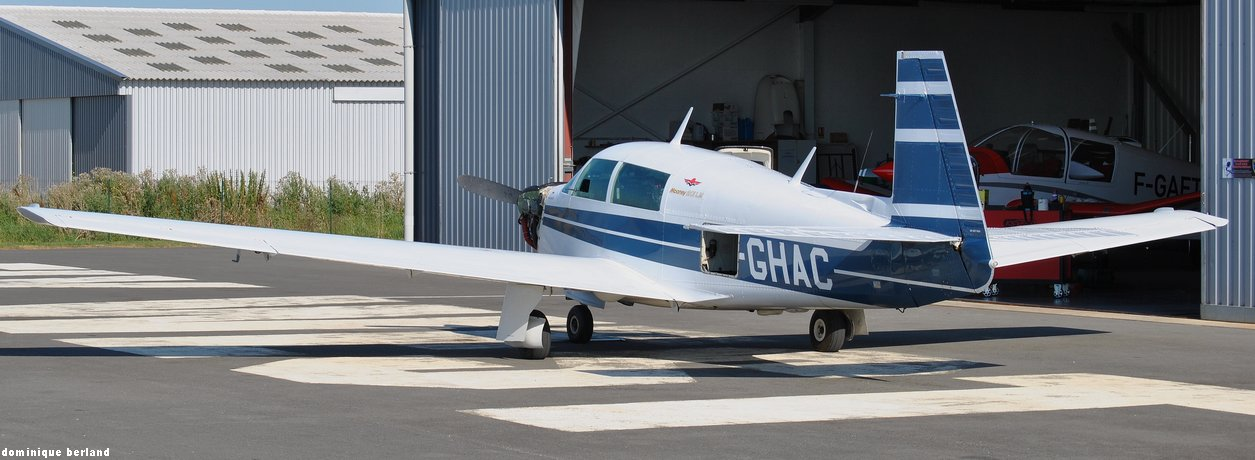 Mooney M 20 J - F-GHAC