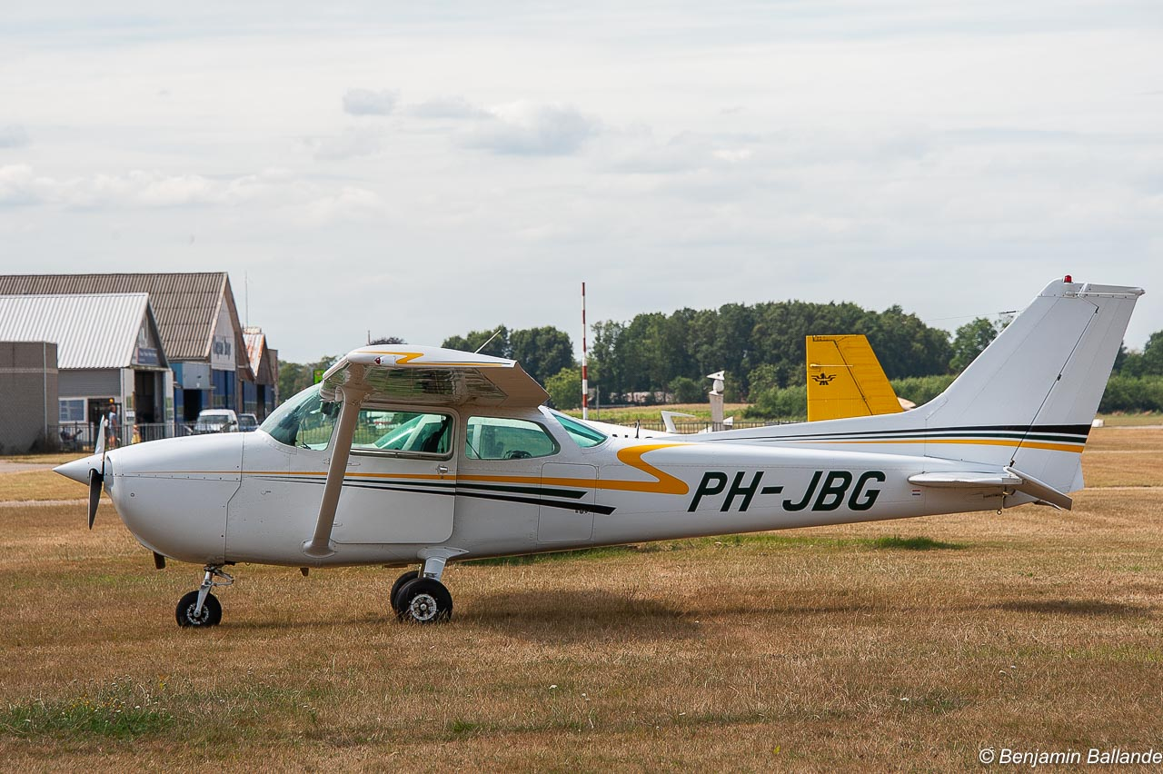Cessna 172 - PH-JBG