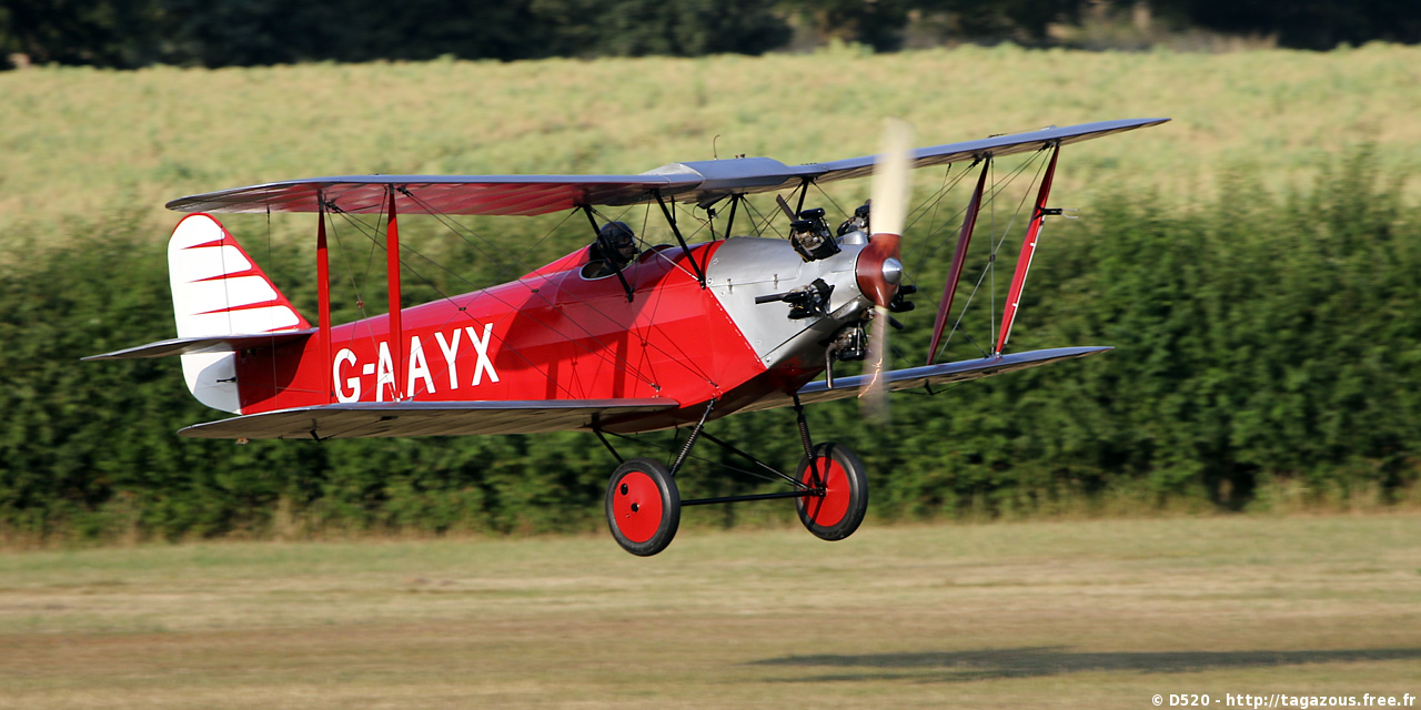 Southern Martlet - G-AAYX