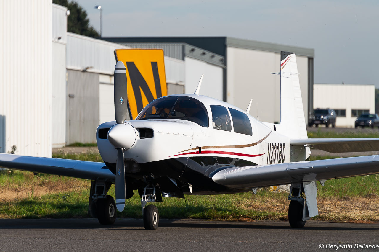 Mooney M 20 K - N231BD