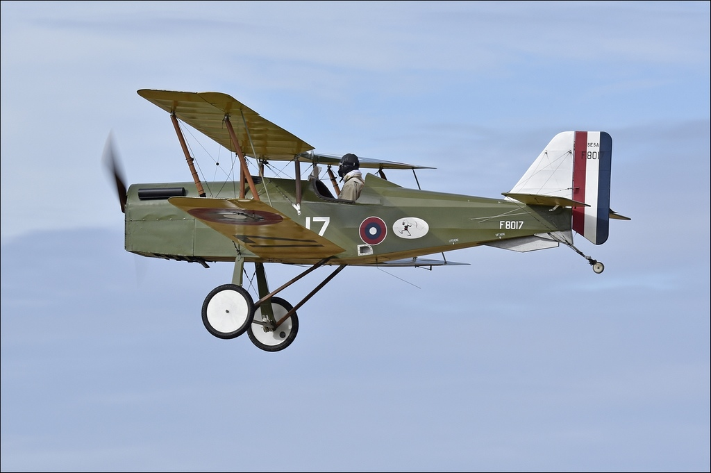 Royal Aircraft Factory SE-5A - F 8017