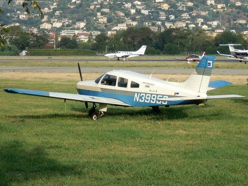 Piper PA-28-161 Warrior - N39953
