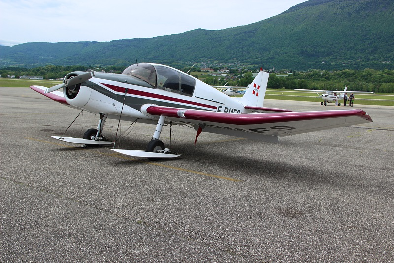 Jodel D 140 Mousquetaire - F-BMFS