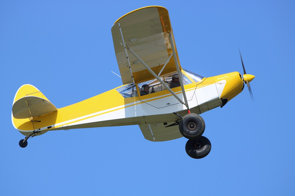 Zlin Aviation Savage Cub - F-JAID/45 ALV