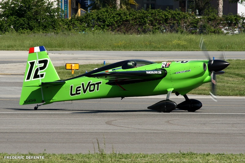 Zivko Edge 540 - N540HA
