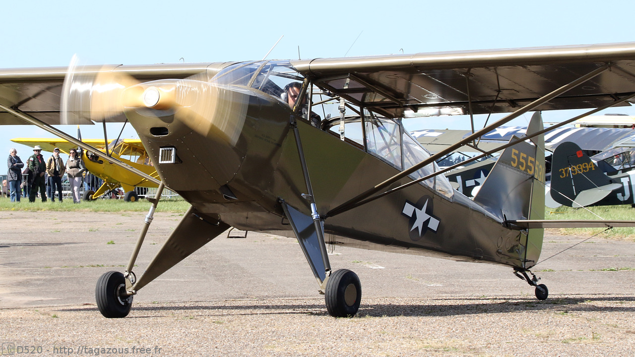 Piper L-14 Army Cruiser - EC-AAP